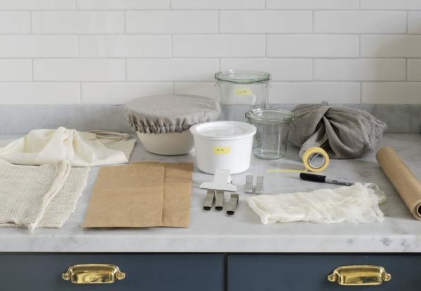 plastikfreie Küche machbar Tipps und Tricks