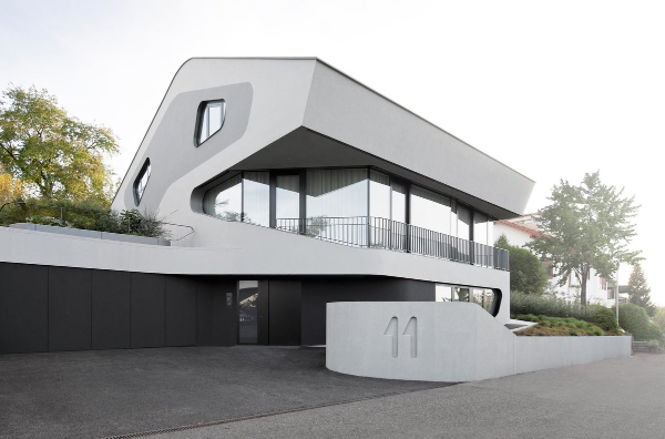 tolle moderne idee für ein haus moderne architektur