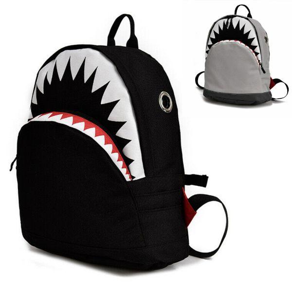 μεγάλη ζωική ενδιαφέρουσα σχολική τσάντα [19659043] Υπέροχη ιδέα για σχολική τσάντα γοργόνας