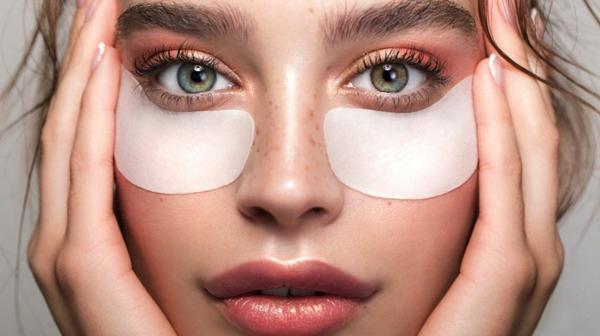 Augen größer schminken Tipps dunkle Augenringe
