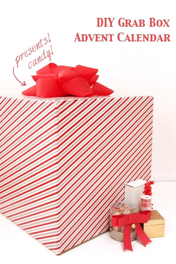 Ausgefallene Adventskalender selber basteln – Ideen und Anleitungen box schachtel kalender lustig