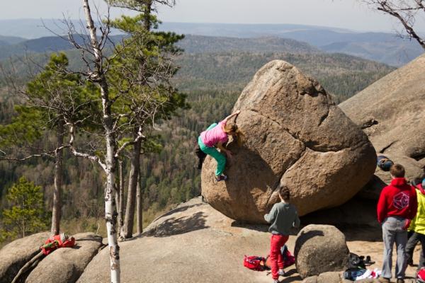 Bouldern Klettern soziale Kontakte knüpfen