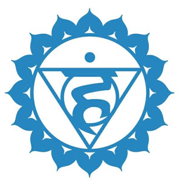 Chakra Meditation praktizieren Tipps vishudda Kehlkopfchakra Halschakra