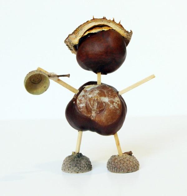DIY Figuren und andere Ideen Kastanienfiguren