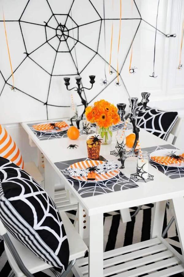 Dekoration Ideen Halloween Deko