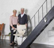 Der Treppenlift – wichtige Vor- und Nachteile, die Sie vor dem Kauf kennen sollten