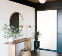 Tipps für moderne Gestaltung im Eingangsbereich