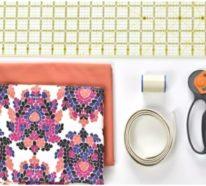 Möchten Sie eine Einkaufstasche nähen? Hier finden Sie eine Schritt-für-Schritt-Anleitung