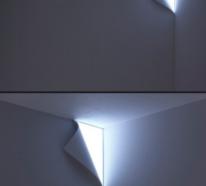 Faszinierende Wandleuchten, die durch ihr ausgefallenes Design stark auffallen