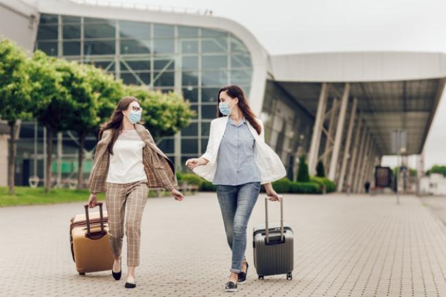 Fliegen während Corona die Fluggesellschaft streicht Flüge umbuchen ohne zusätzliche Kosten