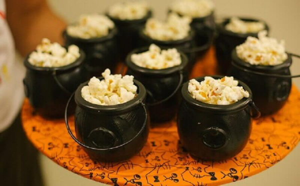 Halloween Deko Einfache Ideen für die Dekoration