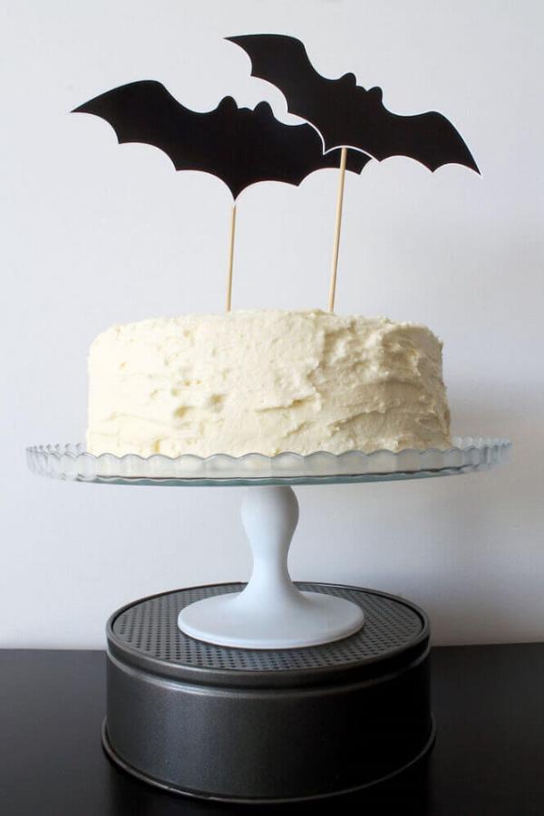Halloween Deko Kuchen Ideen Feste