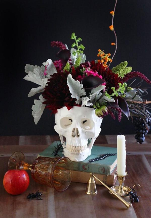 Halloween Deko - tolle Tischdeko Ideen