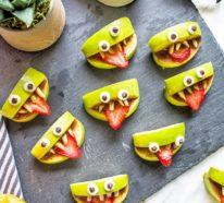 Köstliche und schnelle Halloween Rezepte, die verzaubern