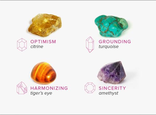 Kristallwasser welche Kristalle verwenden