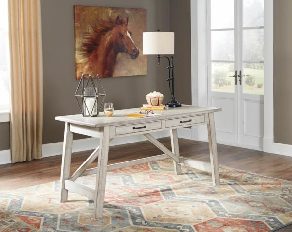 Mit Kalkfarbe streichen oder wie man Holz tüncht Holzmöbel