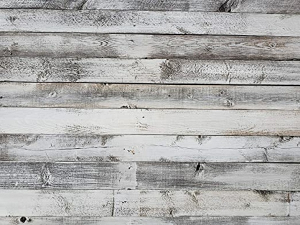 Mit Kalkfarbe streichen oder wie man Holz tüncht