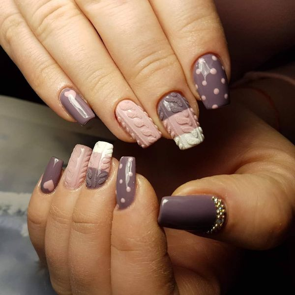 Nagel Trends - skulpturierte Nägel