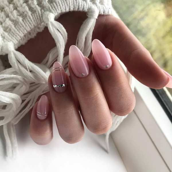 Nagel Trends - tolle Ideen in der Farbe Rosa