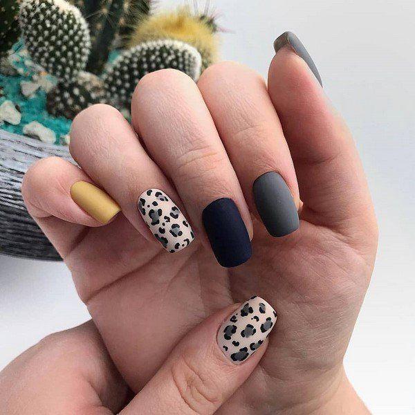 Nagel Trends - wunderschöne Muster