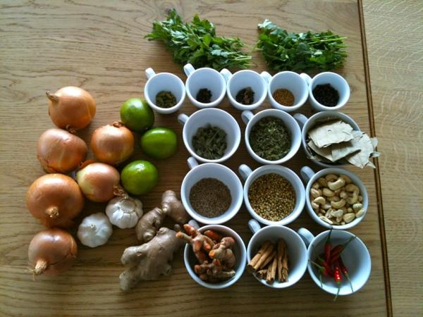 Salzersatz kochen ohne Salz Herzgesundheit