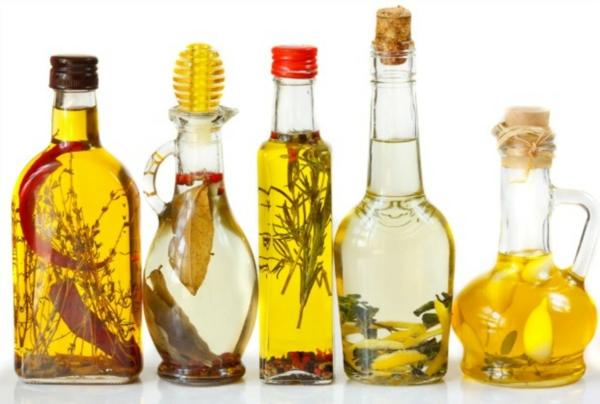 Salzersatz weniger Salz zu sich nehmen Aromaöle
