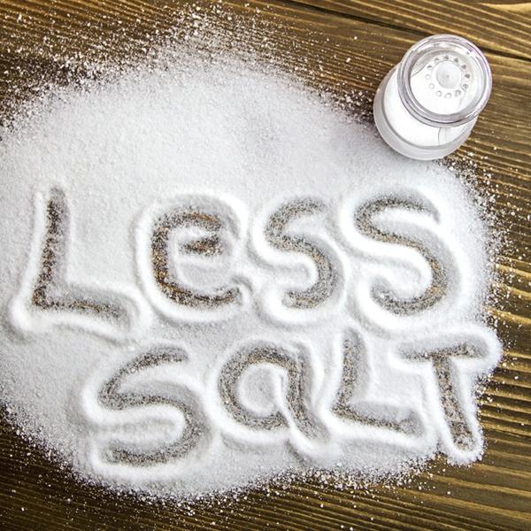 Salzersatz weniger Salz zu sich nehmen Herzgesundheit