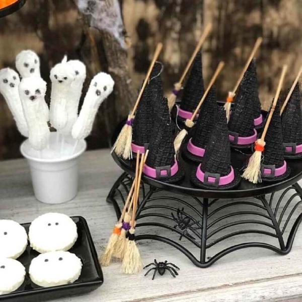 Stillvolle Ideen für Halloween Deko