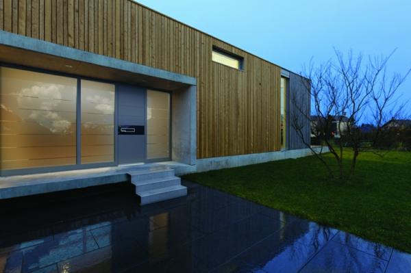 Tolle Ideen für die Haustür Pirnar-Aluminium-oder-Holz-Eingangstuer