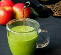 Warme Smoothies gehören zu den beliebtesten Wintergetränken
