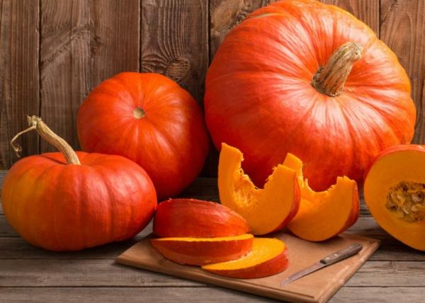 Warum ist Kürbis gesund Halloween Herbstsaison