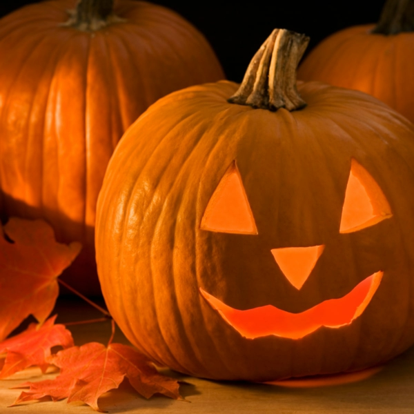 Warum ist Kürbis gesund Halloween Kürbis selber machen