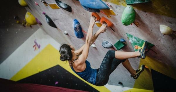 Was ist Bouldern Klettern Kletterwand Schwierigkeitsgrad
