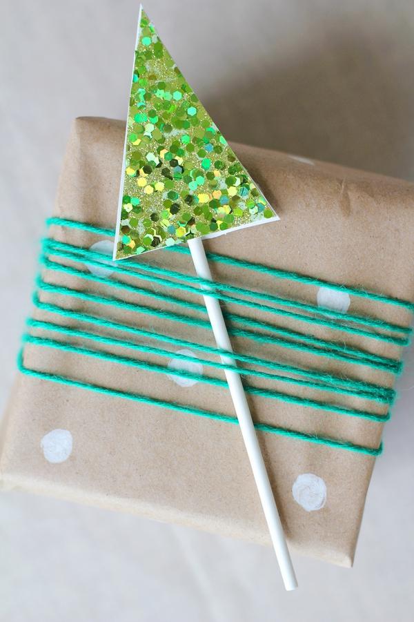 Zauberstab basteln mit Kindern zu Halloween oder Fasching – Ideen und Anleitungen geschenk ideen verpackung weihnachten