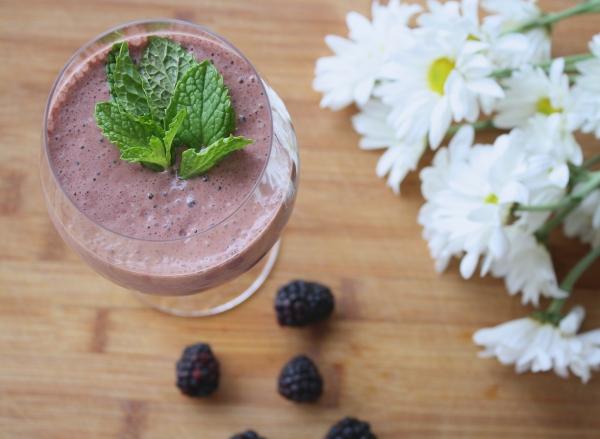 Zitronenmelisse Tee – Immunität und Psyche durch die Gaben der Natur stärken smoothie beeren mit melisse zitronig