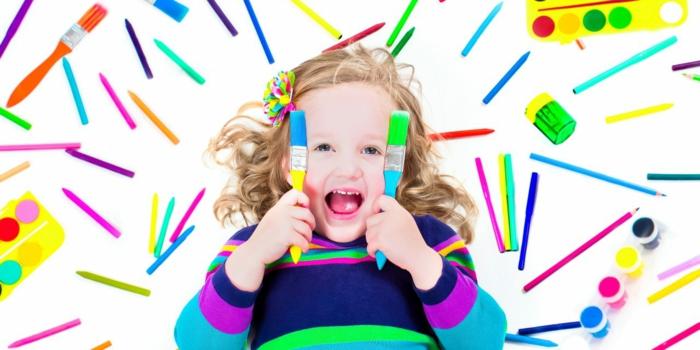 basteln mit 2jährigen kindern weihnachtsgeschenke basteln diy geschenke farbe