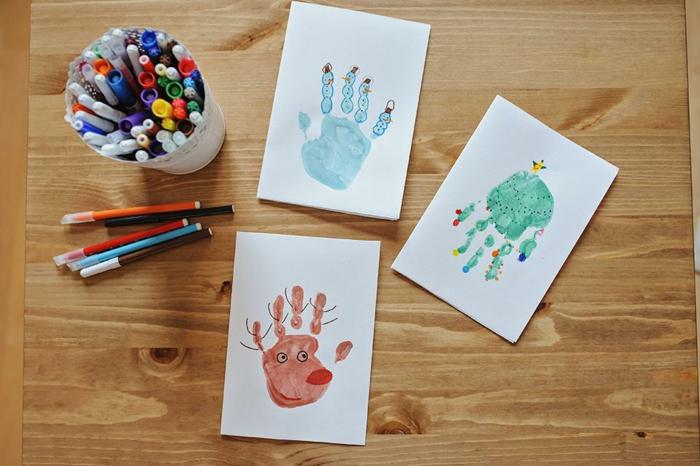 basteln mit 2jährigen weihnachtsgeschenke basteln diy ideen für kleinkind