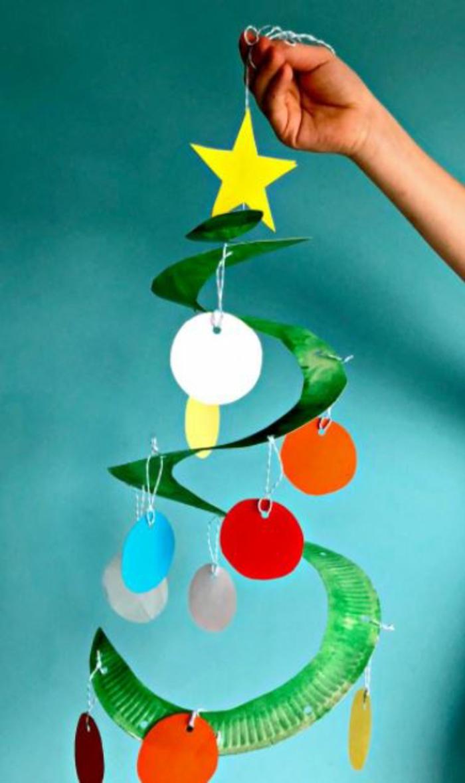 basteln mit 2jährigen weihnachtsgeschenke basteln diy ideen