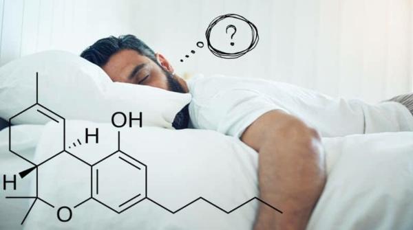 cbd cannabidiol gesunden schlaf