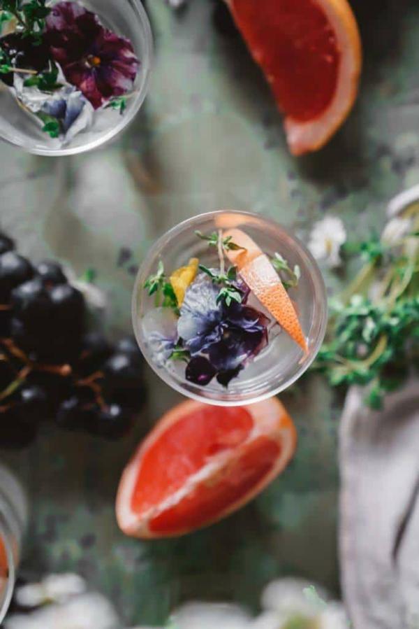 detox wasser grapefruit gesund
