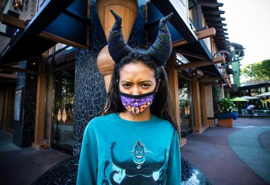 disney halloween mundschutzmasken 2020 covid 19