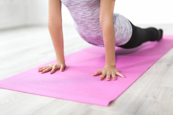 faszien yoga praktizieren