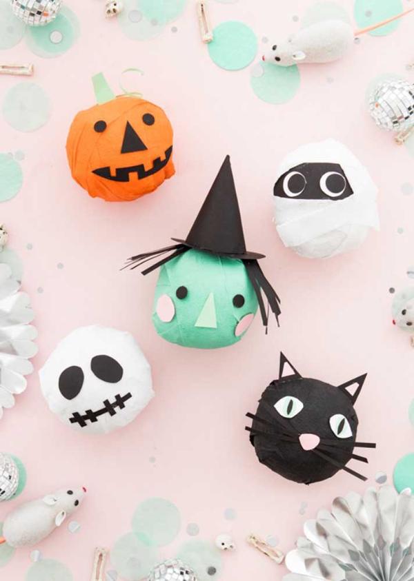 festliche ideen für halloween
