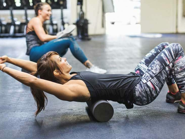 gesunde Faszien mit Fitness