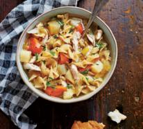 Schnelle Rezepte für ein gesundes Abendessen im Herbst