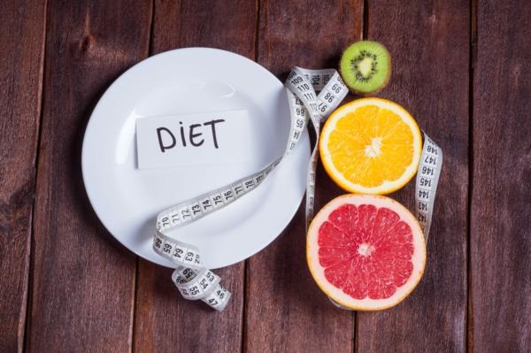 grapefruit gesund diät