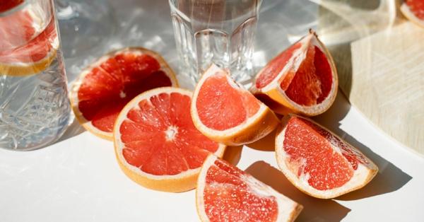 grapefruit gesund entgiftungskur