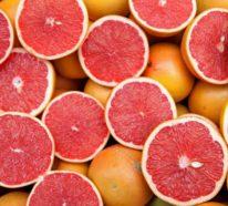 Darum ist Grapefruit gesund. Aber Vorsicht bei Medikamenteneinnahme!