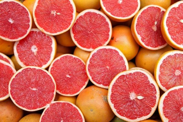 grapefruit gesund kalorien wirkungen tipps