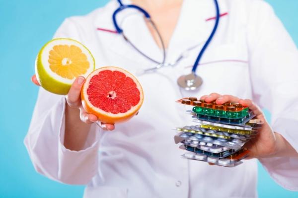 grapefruit gesund medikamente